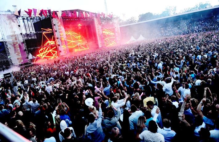 Musikfestivaler I Sverige